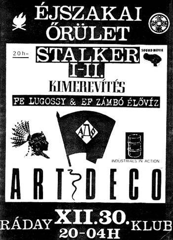 Art Deco plakát