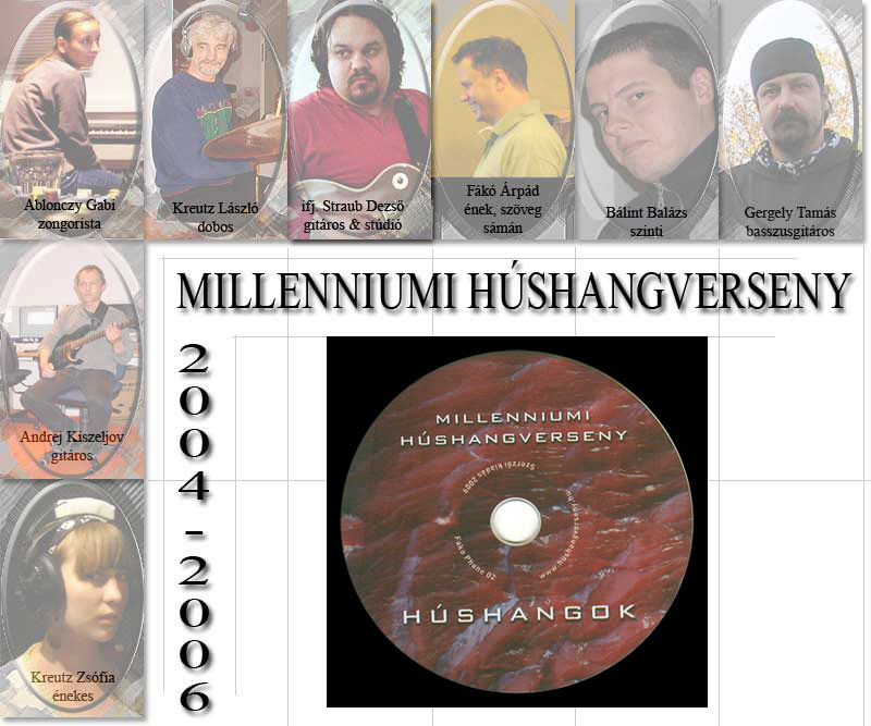Millenniumi Hús 2004-2006
